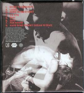 The Stooges: Have Some Fun: Live At Ungano's (CD) - Bild 2