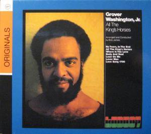 Cover - Grover Washington Jr.: All The King's Horses