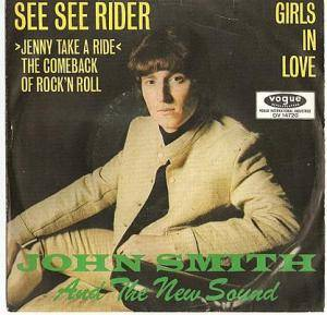 Cover - John Smith & The New Sound: See See Rider