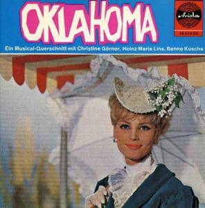 Cover - Richard Rodgers: Oklahoma