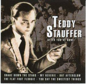 Cover - Teddy Stauffer: After You've Gone
