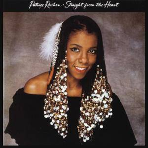 Cover - Patrice Rushen: Straight From The Heart