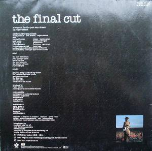 Pink Floyd: The Final Cut (LP) - Bild 2