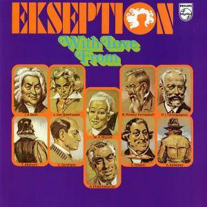 Ekseption: With Love From - Cover