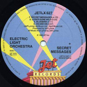 Electric Light Orchestra: Secret Messages (LP) - Bild 4