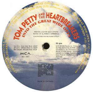 Tom Petty & The Heartbreakers: Into The Great Wide Open (LP) - Bild 3