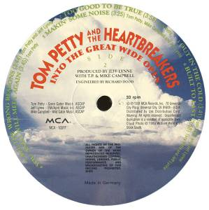Tom Petty & The Heartbreakers: Into The Great Wide Open (LP) - Bild 4