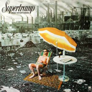 Supertramp: Crisis? What Crisis? (LP) - Bild 1