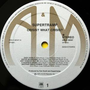 Supertramp: Crisis? What Crisis? (LP) - Bild 4