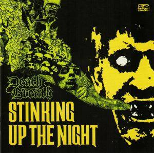Death Breath: Stinking Up The Night - Cover