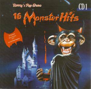 Ronny's Pop Show Vol. 12 - 32 Monster Hits - Cover