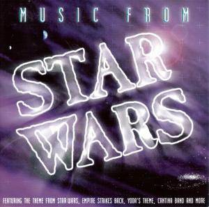Cover - John Williams: Music From Star Wars