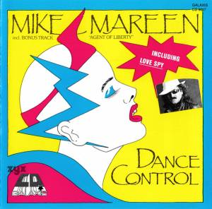 Cover - Mike Mareen: Dance Control