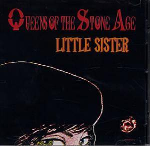 Queens Of The Stone Age: Little Sister - Cover