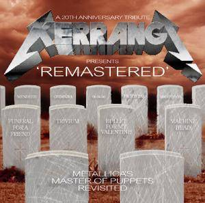 Kerrang Presents 'Remastered': Metallica's Master Of Puppets Revisited - Cover