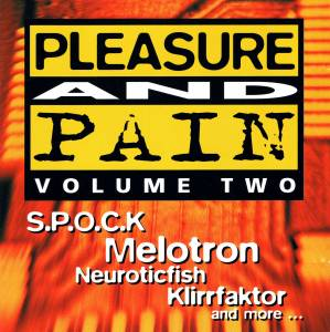 Pleasure And Pain Volume Two - Cover