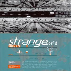 Cover - X-Act: Strange World