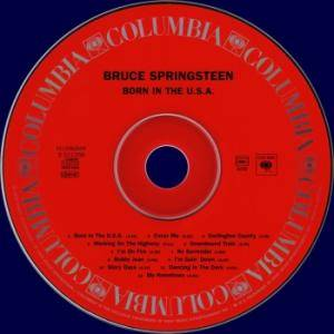 Bruce Springsteen: Born In The U.S.A. (CD) - Bild 3