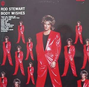 Rod Stewart: Body Wishes (LP) - Bild 1