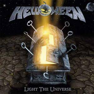 Helloween: Light The Universe - Cover