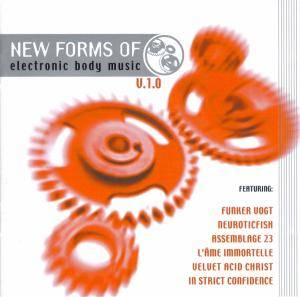New Forms Of Electronic Body Music V.1.0 - Cover