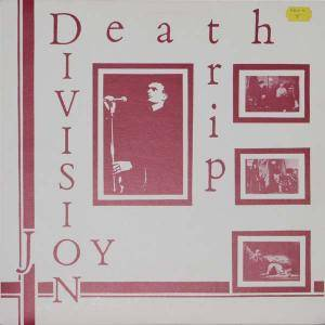 Joy Division: Death Trip - Cover
