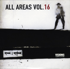 Cover - Various Artists/Sampler: Visions All Areas - Volume 016