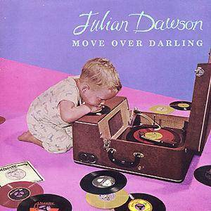 Cover - Julian Dawson: Move Over Darling