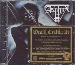 Asphyx: Last One On Earth (CD) - Bild 2