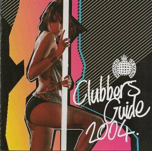 Cover - Steve Angello: Clubbers Guide 2004.