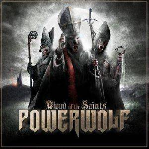Cover - Powerwolf: Blood Of The Saints