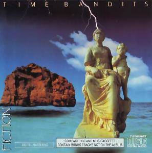 Cover - Time Bandits: Fiction