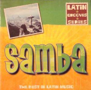 Samba The Best In Latin Music - Cover