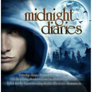 Midnight Diaries - Cover