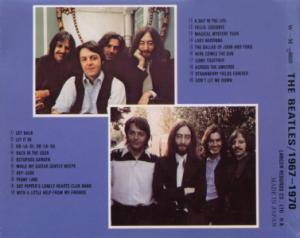 The Beatles: 1967-1970 (CD) - Bild 2