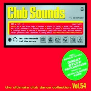 Cover - Ginuwine Feat. Timbaland & Missy Elliott: Club Sounds Vol. 54