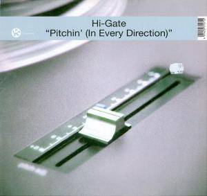 Cover - Hi-Gate: Pitchin' (In Every Direction)
