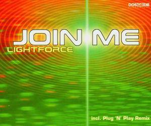 Cover - Lightforce: Join Me