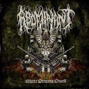 Abominant: Where Demons Dwell - Cover