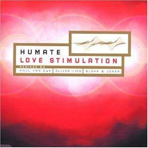 Cover - Humate: Love Stimulation