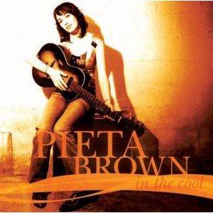Cover - Pieta Brown: In The Cool