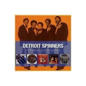 Cover - Detroit Spinners, The: Original Album Series