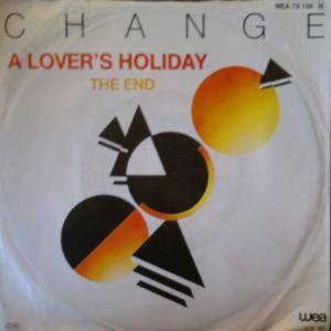 Cover - Change: Lover's Holiday, A