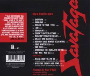 Savatage: Dead Winter Dead (CD) - Bild 2