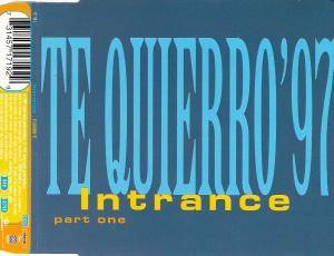Cover - Intrance: Te Quierro' 97