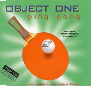 Cover - Object One: Ping Pong