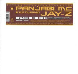 Cover - Panjabi MC: Beware Of The Boys (Mundian To Bach Ke)