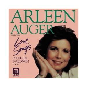 Cover - Stephen Foster: Arleen Auger - Love Songs