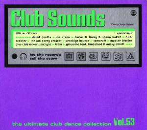 Cover - Jean Elan: Club Sounds Vol. 53