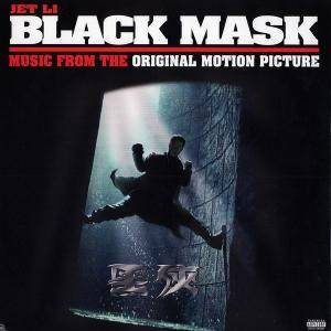 Cover - Natural Elements: Black Mask - Music From The Original Motion Picture